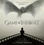 Game of Thrones, 1 Audio-CD (Soundtrack). Season.5
