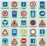 Pexeso - dopravné značky