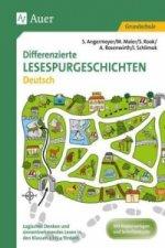 Differenzierte Lesespurgeschichten Deutsch Grundschule