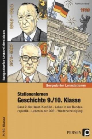 Stationenlernen Geschichte 9./10. Klasse. Bd.2