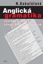 Anglická gramatika. Cvičení a testy, česko-anglický výklad 5. vydání