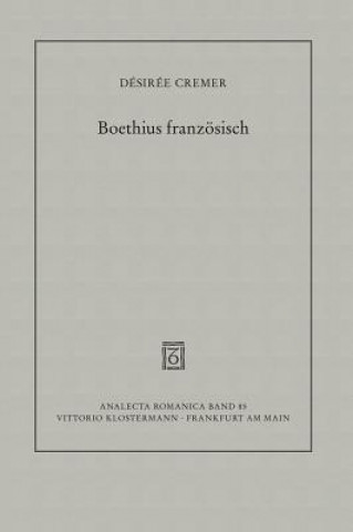 Boethius französisch
