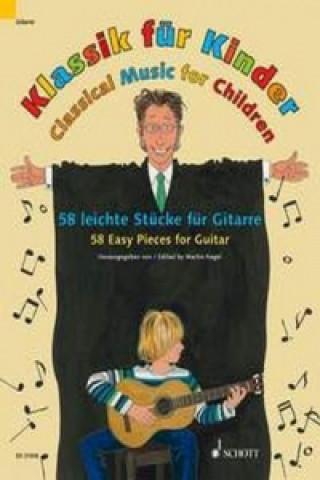 Klassik für Kinder, Gitarre