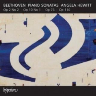 Klaviersonaten op.2 Nr.2; op.10 Nr.1; op.78 + 110