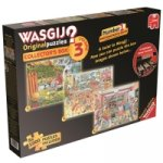 WASGIJ? Originalpuzzles Collector Box (Puzzle). Vol.3