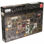 Game of Thrones Sammelbox (Puzzle). Tl.2