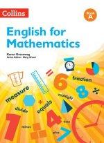 English for Mathematics: Book A