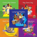 Seasons Growing Faith Board Books