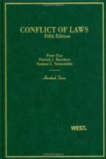 Conflict of Laws 5th ed (Hornbook Series)