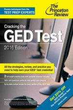 Cracking the GED Test with 2 Practice Exams