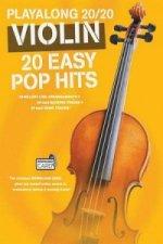 Playalong 20/20 Violin