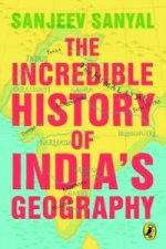 Incredible History of India'a Geography