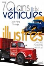 70 Ans De Vehicules Illustres