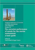 Corrosion Performance of Metals for the Marine Environment