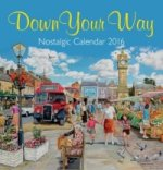 Down Your Way Calendar 2016