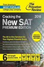 Cracking the New Sat Premium Edition, 2016