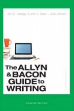 Allyn & Bacon Guide to Writing, the, Concise Edition