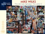 Mike Wilks the Ultimate Alphabet the Letter S 1000-Piece Jigsaw Puzzle