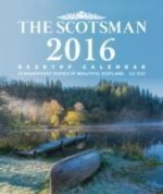 Scotsman Desktop Calendar 2016