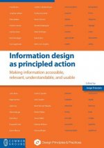 Information Design as Principled Action