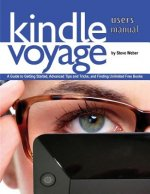Kindle Voyage Users Manual