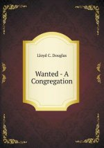 Wanted - A Congregation