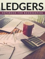 Ledger Notebook for Bookkeeping