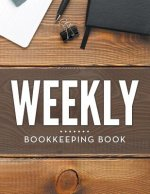 Weekly Bookkeeping Book