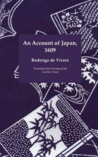 Account of Japan, 1609
