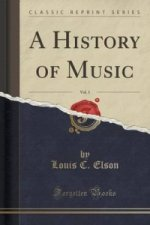 History of Music, Vol. 1 (Classic Reprint)