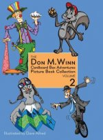 Don M. Winn Cardboard Box Adventures Picture Book Collection Volume Two