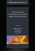 International and Comparative Law on the Rights of Older Persons