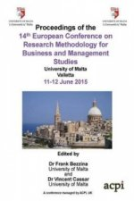 Ecrm 2015 - Proceedings of the 14th European Conference on Research Methodology for Business and Management Studies