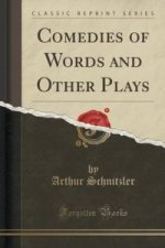 Comedies of Words and Other Plays (Classic Reprint)
