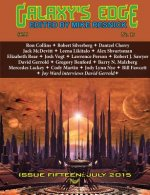 Galaxy's Edge Magazine: Issue 15, July 2015 (Worldcon / Sasquan Special)