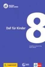 DaF für Kinder, m. DVD