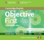 Objective First for Spanish Speakers Class Audio CDs (3)