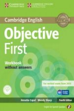Objective First for Spanish Speakers Workbook without Answers with Audio CD