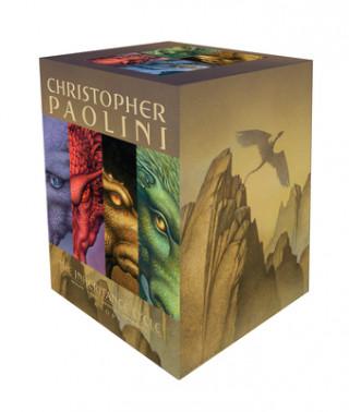 Inheritance Cycle 4-Book Trade Paperback Boxed Set (Eragon,