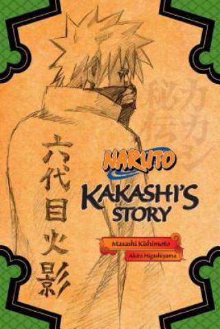 Naruto: Kakashi's Story--Lightning in the Frozen Sky