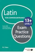 Latin for Common Entrance 13+ Exam Practice Questions Level