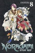 Noragami Volume 8