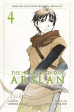 Heroic Legend of Arslan 4