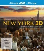 New York 3D, 1 Blu-ray