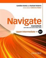 Navigate: B2 Upper-intermediate: Coursebook with DVD and Oxford Online Skills Program