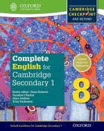 Complete English for Cambridge Lower Secondary Student Book