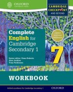 Complete English for Cambridge Lower Secondary Student Workbook 7