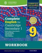 Complete English for Cambridge Lower Secondary Student Workbook 9