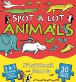Spot a Lot Animals Book and Jigsaw Pack