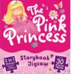 Pink Princess Book and Jigsaw Pack